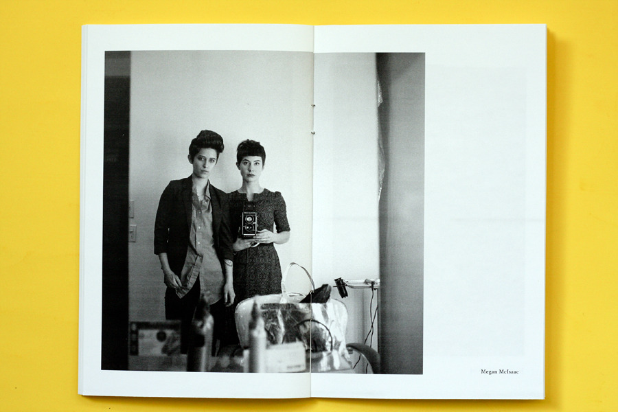"i have a few photographs in the new no thoughts zine, issue #8…click here for more information//to purchase your own copy & click here to watch a video flip-thru. ""No Thoughts Eight takes delight in the moments of everyday magic.  Those occasions when life takes on a heightened significance.  Rebellious, tender, surreal, or somber these are the moments that make an impression.  Welcome to No Thoughts issue Eight…  Highlights from No Thoughts Eight include the legendary photographs of New York photographer Flo Fox, the striking portraits of Michael Stipe and Zach Galifianakis from Ray Lego, and the timeless beauty found in the work of Brad Elterman.  The rest of the No Thoughts contributors you have come to know with every issue are here too, producing solid new work: Michael Barolet, Aaron Feaver, David Richardson, Daniel Tepper, Megan McIsaac, Alexander Bergstrom, Alyssa Noches, and Michael J DeMeo.  We are also proud to feature the work of photographers we love but have never published before such as Samuel Quinn, Eddy Pula, Ruth Swanson and Amanda Jasnowski.  All in all No Thoughts Eight offers 26 different photographers across 60 pages in stark black and white on 70lb smooth laserwhite paper.  Our cover is printed on 80lb glossy cover stock and features an image by the world famous Synchrodogs.  Truly a ""photobook disguised as a magazine"", No Thoughts 8 continues to provide thoughtful work by both established and emerging photographers in a high quality but affordable package."""