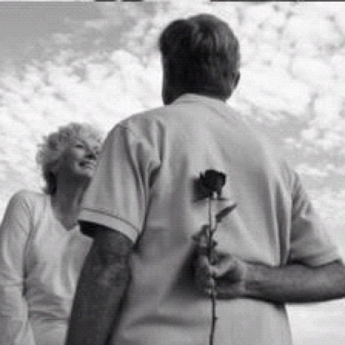 #true #love #lifetime #couple #older  (Taken with Instagram)