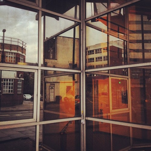 Taken with Instagram at London Met University Library