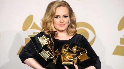 According to reports, Adele is expecting her baby in September, meaning that she has missed out on several months of Simpson-ing her baby (read: exploiting her pregnancy for attention). It would also mean that she was pregnant at the Grammys and during that interview with Matt Lauer, two huge opportunities to spill a secret in a super-pretentious way. (And Lauer calls himself a serious journalist.) I guess Adele just doesn't want to be as famous as Beyonce.