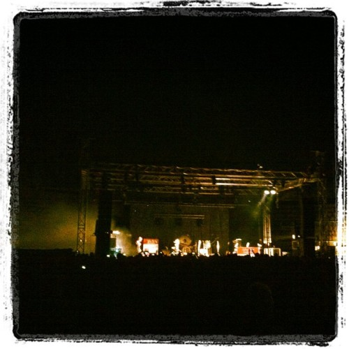 Julien Doré (Taken with Instagram at Arène)