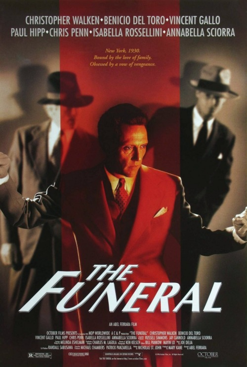 The Funeral (1996) - Directed by Abel Ferrara