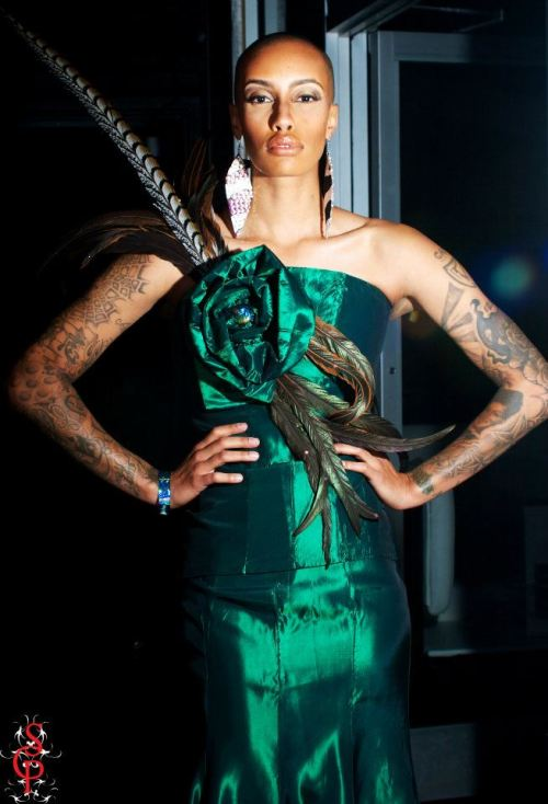 AzMarie Livingston | Cycle 18 Photo: S. Chambers Photography
