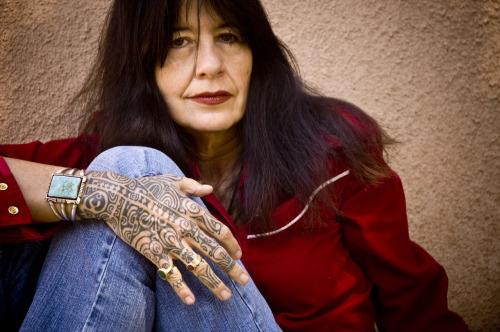doveilmiosoldi:  poetsorg:  Joy Harjo has a new memoir.  though the interview is brief, I'd really suggest reading it alongside the excerpt NPR provides (and the whole book!). She has a beautiful way of storytelling. In case you don't know who Joy Harjo is, she's a Mvskoke Creek poet from Tulsa, OK—definitely check her work out! I love what she says in the interview about trauma:  At least I've had to come to that in my life, to realize that this stuff called failure, this stuff, this debris of historical trauma, family trauma, you know, stuff that can kill your spirit, is actually raw material to make things with and to build a bridge. You can use those materials to build a bridge over that which would destroy you.