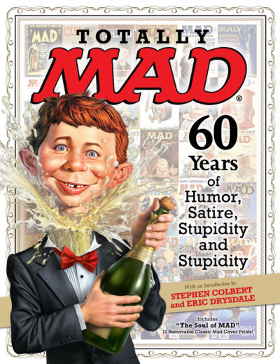 laughingsquid:  Totally MAD: 60 Years of Humor, Satire, Stupidity and Stupidity   Mad…