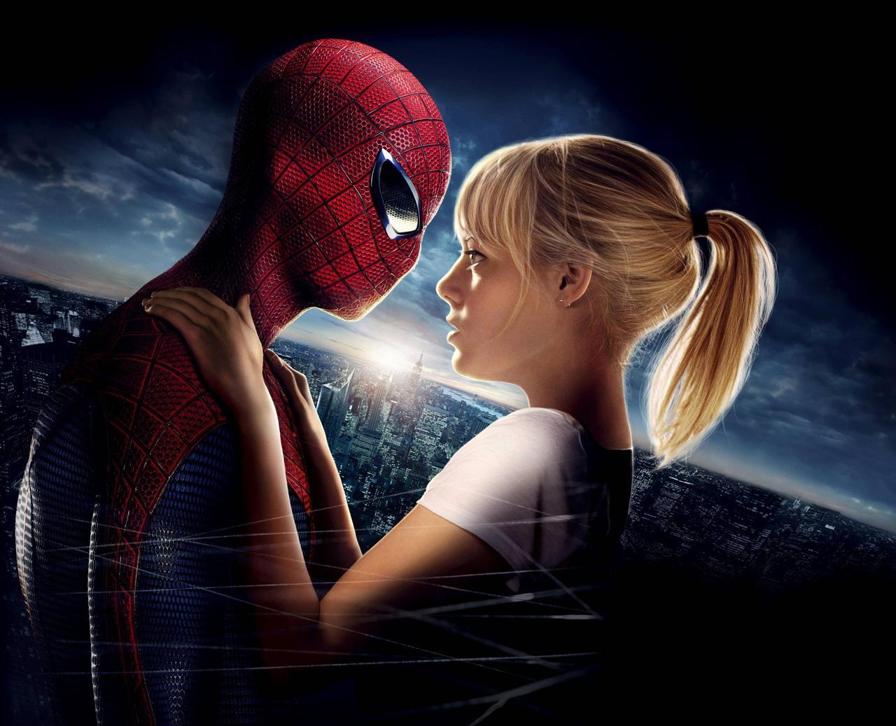 NEW Wallpaper for 'THE AMAZING SPIDER-MAN!!!'