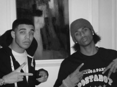 Throwback : Drake and Trey Songz