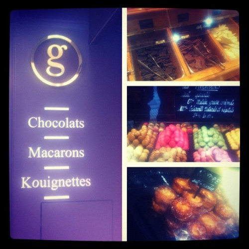 Sweets! #france #paris #candy #bonbons #bakery (Taken with Instagram at Paris, France)