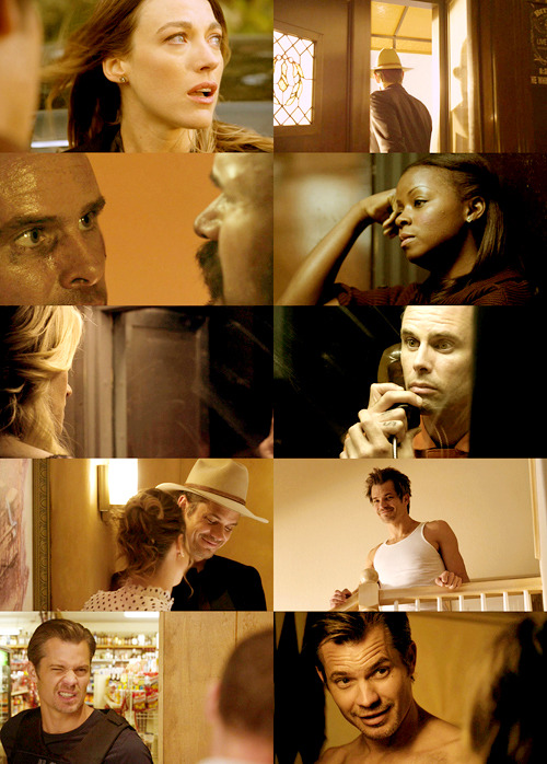 Justified + brown, requested by ionsquare