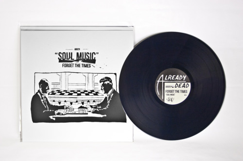 "Forget the Times- Soul Music (Already Dead Tapes) buy it here: http://alreadydeadtapes.com/adt/?portfolio=ad029 I'm a sucker for the handmade DIY record packaging. I know the work that goes into screen printing an assembling hundreds of records by hand. It's a different level of dedication that goes beyond money and its when things become all about the music. Already Dead Tapes have over 40 releases to their name but Forget the Times lp ""Soul Music"" is the first foray into the world of vinyl for the label. At 300 copies all hand screened it is an impressive looking affair. So how is the music you ask…Well it is pretty great. Noisy, free improvisation leaning towards psych at all the right times. It is surely for adventurous listeners who can handle raw and uncompromising music. The guitar work is fantastic going from lonesome drones to spastic psychedelia and the drumming is fresh and ever changing. It's a rewarding listen that will stand the test of time better than most records of its class."