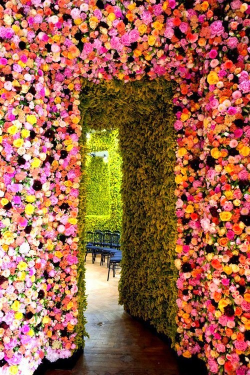 styleite:  The real Secret Garden.