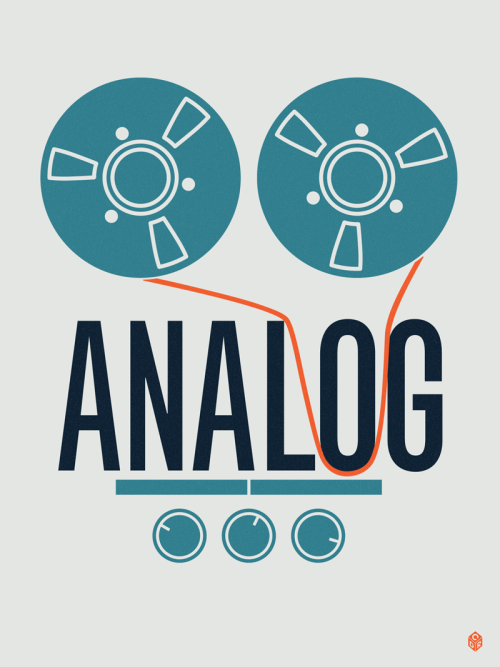 Analog by Christopher David Ryan (via laughingsquid)