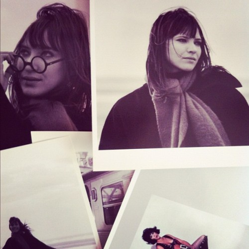 Anna : Private collection (Pris avec Instagram)