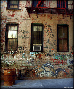 NYC Lower East Side on Flickr.