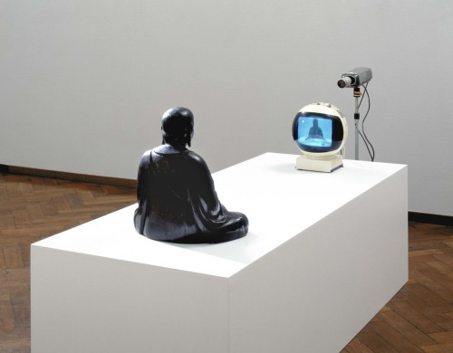 TV Buddha - Nam June Paik