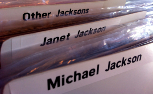 Let's be honest, there's really only 2 Jacksons that count.
