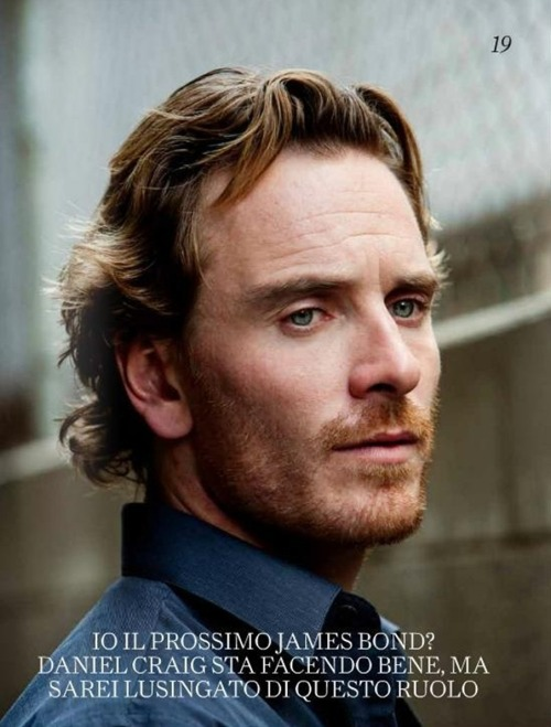 TIME FOR A MAGAZINE PHOTO OF FASSY THAT ACTUALLY LOOKS LIKE FASSY  An oldie but goody.
