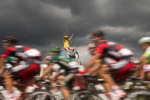 Tour de France 2012: Part one |  Some really sweet photos from the competition.
