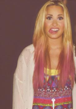 photoset 1k Demi Demi Lovato cute MY EDIT lovato Tongue
