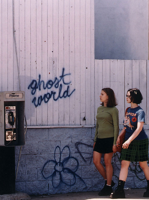 lestercorp:  Ghost World