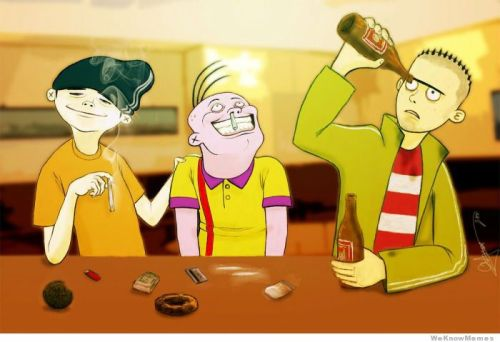 memehunter:  Ed Edd N Eddy All Grown Uphttp://memehunter.tumblr.com