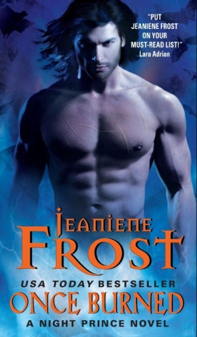 Once Burned: a Night Prince Novel, by Jeaniene Frost I will forgive the wonky Photoshop on that cover because guess what! That guy actually looks like the main character is described! Awesome, right? Also awesome: that guy that you're looking at up there? He's Vlad Tepesh. Aka Vlad the Impaler. AKA DRACULA. THAT GUY IS DRACULA!!!!! Depending on how much you like Dracula stories or how many times you've read The Historian even though it's not that great or how much you dig Gary Oldman swanning around as the Foxy Prince Vlad with the Blue Glasses (among other Draculas) in Bram Stoker's Dracula, you will be either fucking psyched about this book or you will immediately know that this is not the book for you. Targeted advertising works, because as soon as this book was released I saw ads for it on just about every website I visited, and it only took three or four views before I caved and bought this book. I was fucking psyched. Jeaniene Frost is a great paranormal romance writer, and I was delighted to see that this new series will also be a part of her Night Huntress universe. I was also pleased that the heroine, Leila, was an ass-kicking take-no-shit supergirl, in the same vein as our beloved Cat. The hero, Vlad, has shown up a few times in the Night Huntress series, and has always been a delightful side character and he is an EXCELLENT romantic lead. But like I said, either the Dracula bit works for you or it doesn't. Leila has a spooky power over electricity and also some psychic abilities, which brings her to Vlad, and together they have to solve a mystery and find a guy who wants to kill Vlad, which doesn't really narrow it down too much when about 50% of the vampire world wants to off him for one reason or another. Most of the book takes place in VLAD'S CASTLE, and if you're like me, you're freaking out a bit because OHMYGOD CASTLES, HOW COOL. The romance is fierce and exciting from the minute Vlad and Leila meet, and even though it shares some of the imbalances that the Cat/Bones relationship did, it works decently well. Most of the time. At least 60% of the time.  One complaint: this is obviously the first book in the series, and it feels like Frost cut it off in the middle of the story. I KNOOWWWWW that that's the point of a series, but it doesn't have to be that way. Like many of the Night Huntress books, this does not feel like a complete story. The ending felt very, very rushed to me, and while I'll pick up the next book in the series, this one went out with a fizzle rather than a Dracula-sized clap of thunder or rushing mist or chase to beat the sunrise. Recommended for: come on. For Dracula fans. For Jeaniene Frost fans. For people who don't like their vampires to sparkle.