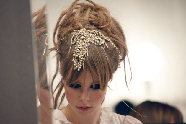 fuckyeahrunwayhair:  Chanel Pre-Fall Collection 2012