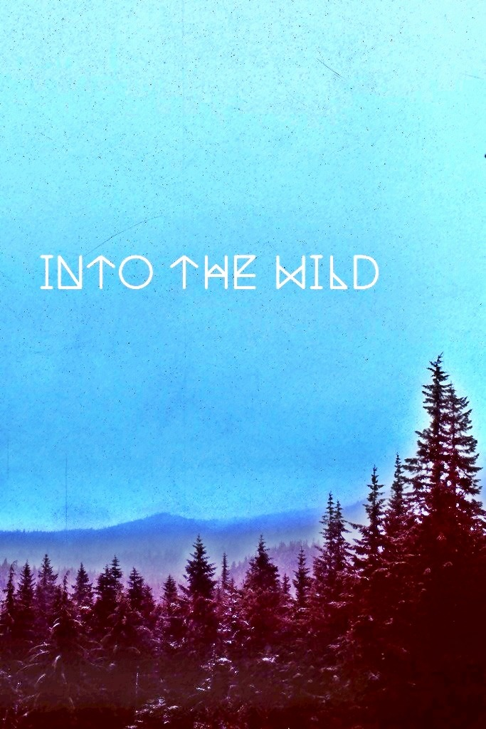 marsgraphicart:  | INTO THE WILD |