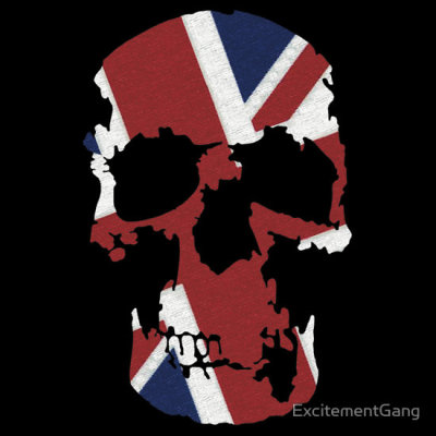 """I Am Sherlocked"" by ExcitementGang. He's British. He's Brilliant. He talks to a skull.
