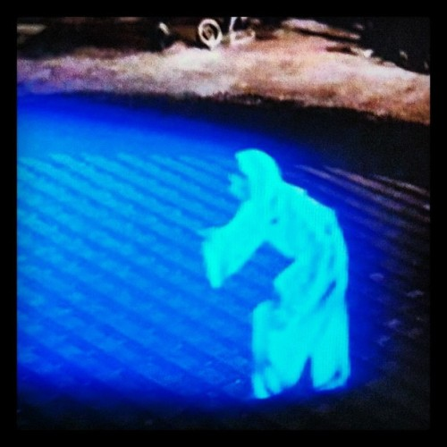 You're my only hope. #starwars  (Taken with Instagram)