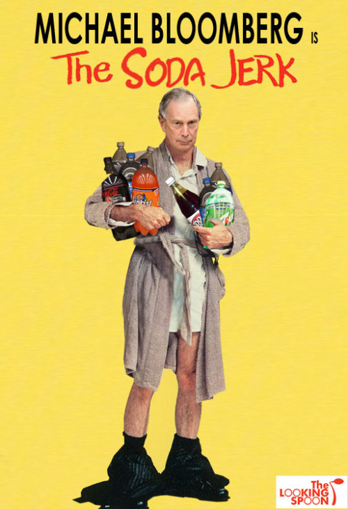 ericmortensen:  The Soda Jerk  I like all sides in this debate.