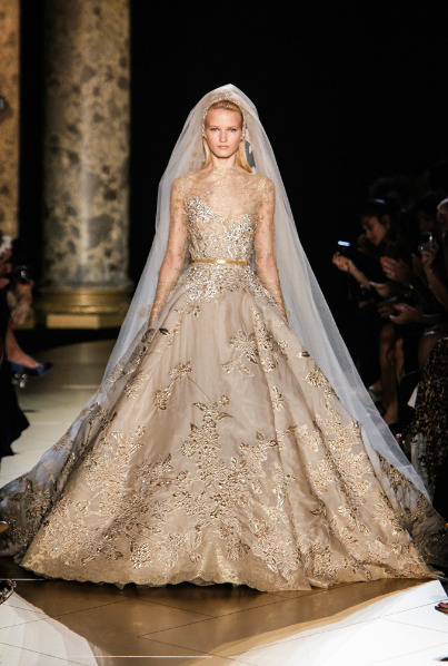 moonflora:  Elie Saab Fall 2012