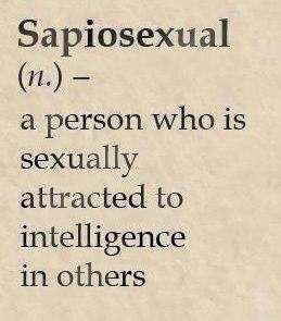 "hotxxxmess:  Intelligence is quite possibly the sexiest quality a person can have.  Well, as long as you aren't one of those ""intelligent asshole"" types—then its just annoying."