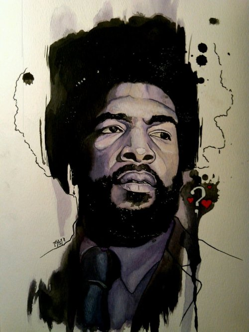 Quest … Love! (via afro-art-chick:Questlove by ~RYSillustrates)