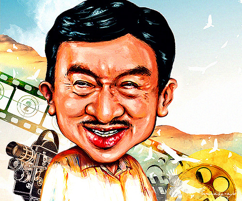 warespejo:  Dolphy's Life Lessons: 10 Wise Moves From the Comedy King Words by Faye Valencia Art by War Espejo It's been said that he who laughs last, laughs the loudest. Dolphy, who reigned as the country's King of Comedy for decades, is most probably having a good chuckle right now. He has checked out while we're all scrambling like mad to deal with his sudden exit. Imagine an impish little boy who has suddenly found the best hiding place ever just feeling amused that nobody can find him. Then again, at 83, the veteran comedian deserved to finally bow out and rest. As a tribute to his larger-than-life existence, we list the lessons we learned from the way he lived. Continue reading»