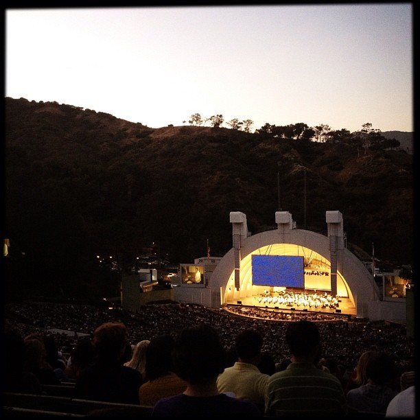photo by Mike Ambs - waiting for symphony no. 9 to begin :)