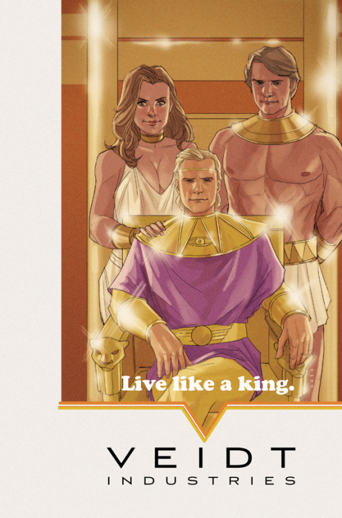 Il pin-up del giorno: Ozymandias, di Phil Noto.  lulubonanza:  Drawn By Philo Noto Site//Tumblr
