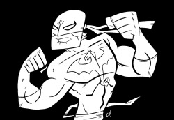 Here I have drawn IRON FIST for you to color! This dude is great because he is basically the best at punching and kicking at like a superhero level! This means he has to be really, really rad at punching and kicking! Click here for the full-size. As always, sharing is caring, so if you like this or think other people you know might like to color it, reblog it or print it out and give it to them. And if you do color this, PLEASE email it or tweet it at me or something so I can share it! xoch