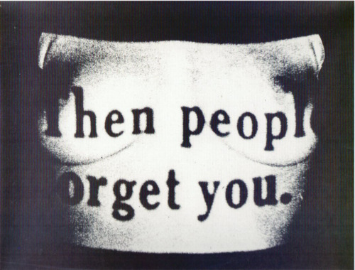 Then People Forget You by Robert Heinecken, 1965
