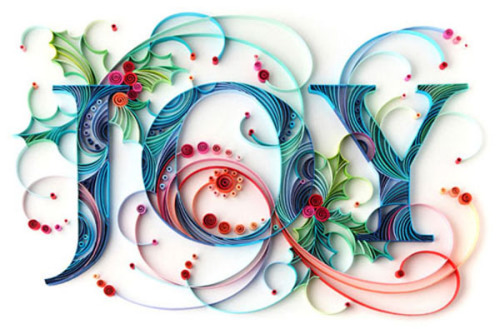 (via Amazing Paper Typography | Abduzeedo | Graphic Design Inspiration and Photoshop Tutorials)