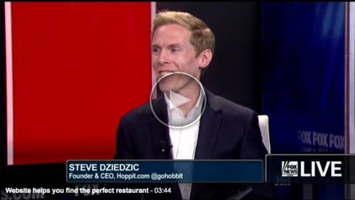 Why, look at our trendy Founder & CEO on FOX News! Great interview, Steve! Surely this is a sign of good things to come.
