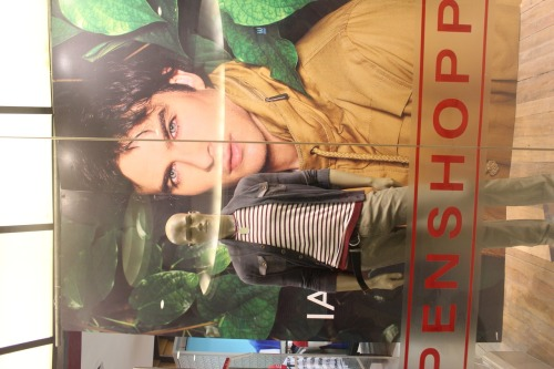Finally! On penshoppe clothing ph. I love Ian!