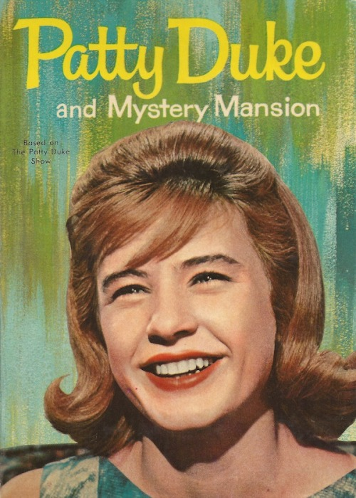 Patty Duke and Mystery Mansion, Doris Schroeder, 1964