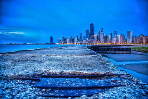 Chicago at Rest by charliedwyer12 on Flickr.