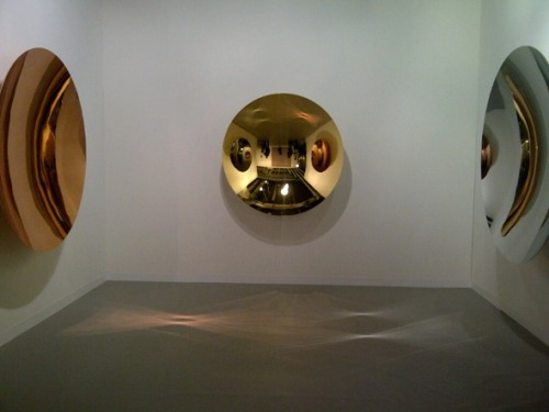 Highlights from Art Basel 2012:Lisson GalleryAnish Kapoor, Untitled 2012,Contemporary-Art-Blog