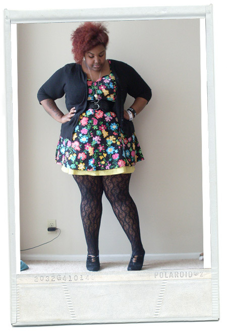 iloveplusfashion:  via Plus Size Fashion I Kinda Like