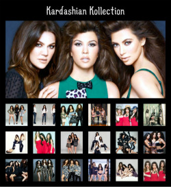 It's all about KARDASHIAN KOLLECTION!