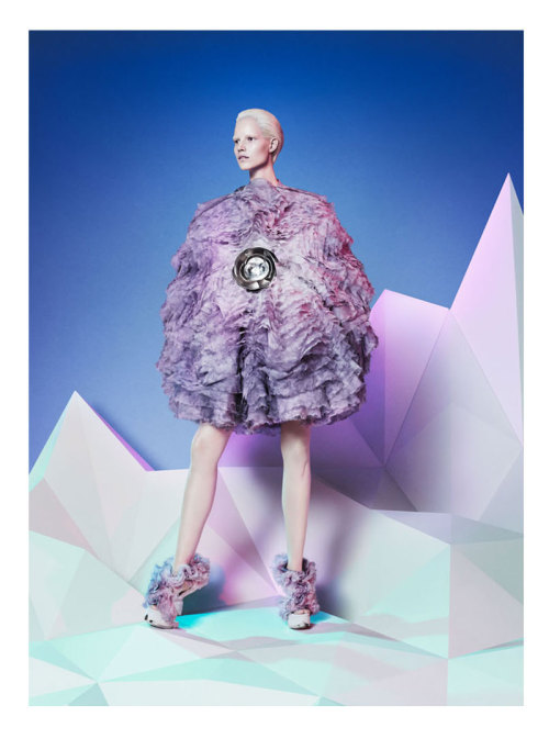 Suvi Koponen is Extraterrestrial for Alexander McQueen's Fall 2012 Campaign by David Sims    FB-https://www.facebook.com/pages/RSVP/307689849282915Twitter-https://twitter.com/SakshiBenipuri
