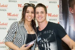 Me and Johnny Ruffo<3 omg. asdfghjkl