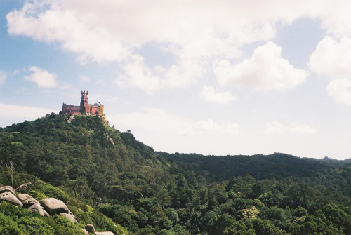 allofyou:  Sintra National Palace - Film by __Nicolaa on Flickr.